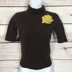BCBGMAXAZRIA Cashmere Silk Sweater